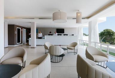 Recepción Hotel AluaSoul Mallorca Resort (Solo Adultos) Cala d'Or, Mallorca