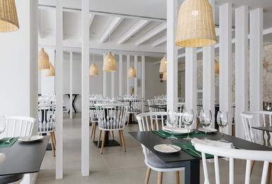 Restaurante Mare Nubium Hotel AluaSoul Mallorca Resort (Solo Adultos) Cala d'Or, Mallorca