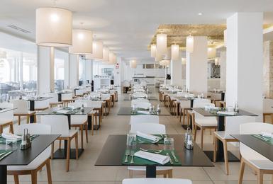 Restaurante Hotel AluaSoul Mallorca Resort (Solo Adultos) Cala d'Or, Mallorca